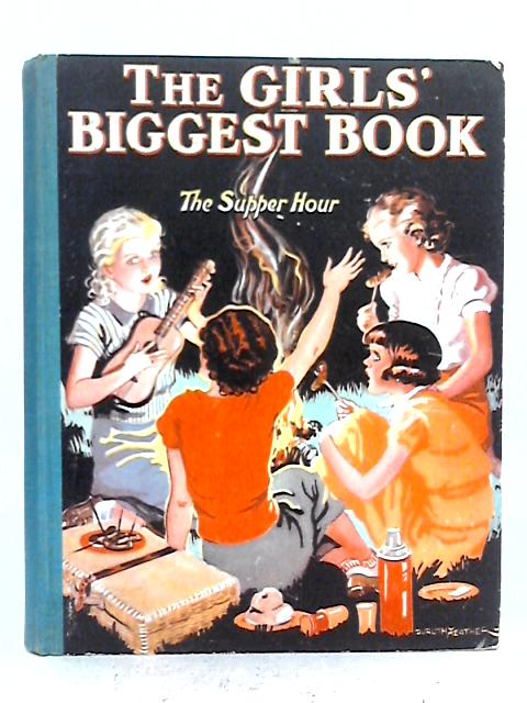 The Girls Biggest Book By Unstated