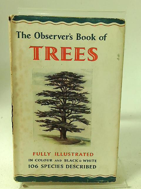 The Observer's Book of Trees By W.J Stokoe