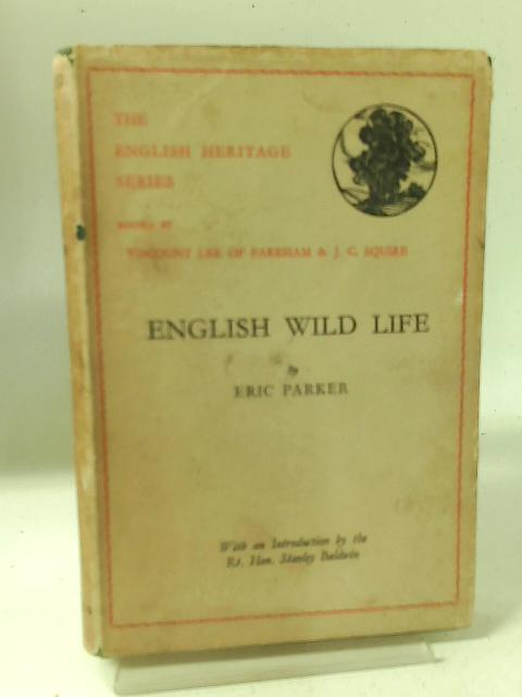 English Wild Life By Eric Parker