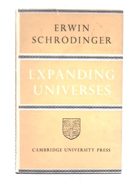 Expanding Universe By Erwin Schrdinger