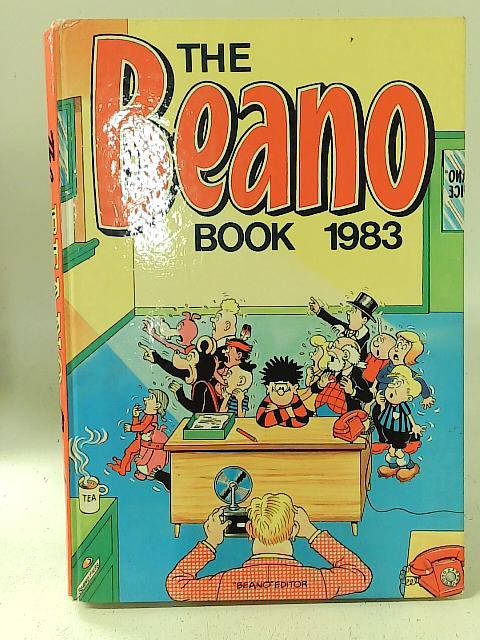Beano Book 1983 By D.C. Thomson