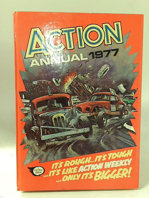 Action Annual 1977 By Fleetway