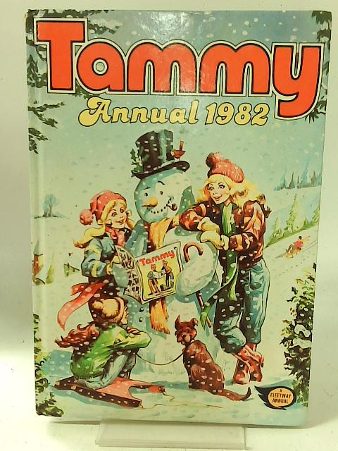 Tammy Annual 1982 By Various