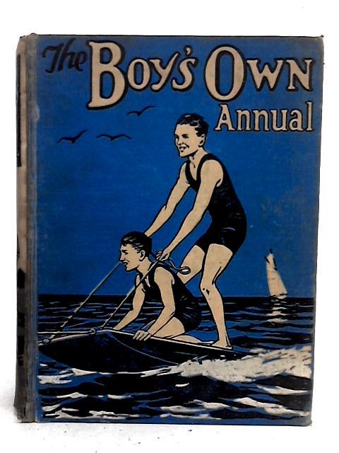 Boy Own Annual Volume 52 By Geoffrey R. Pocklington