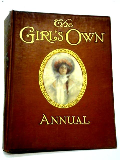 The Girl's Own Annual Illustrated By Various