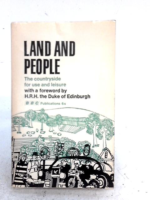 Land and People By Rosemary Jellis (ed.)