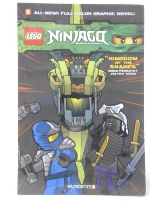 Ninjago 5: Kingdom of the Snakes (Lego Ninjago) By Greg Farshtey