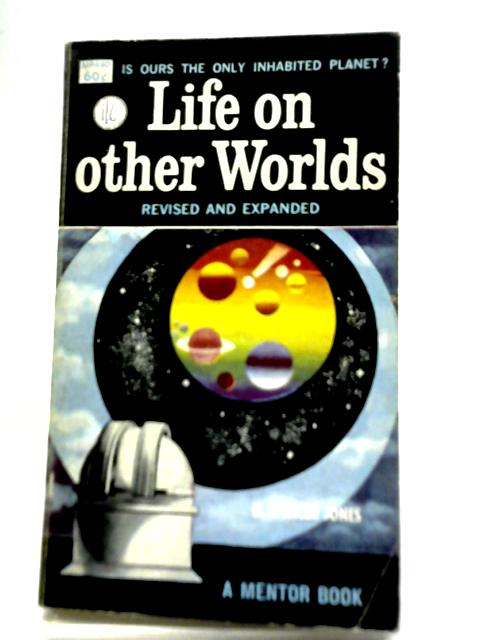 Life on Other Worlds By H. Spencer Jones