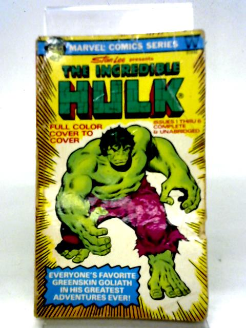 The Incredible Hulk (Marvel Comics Digest): Collects 1-6 Of The First Hulk Series By Stan Lee