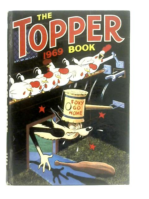 The Topper Book 1969 By Anon