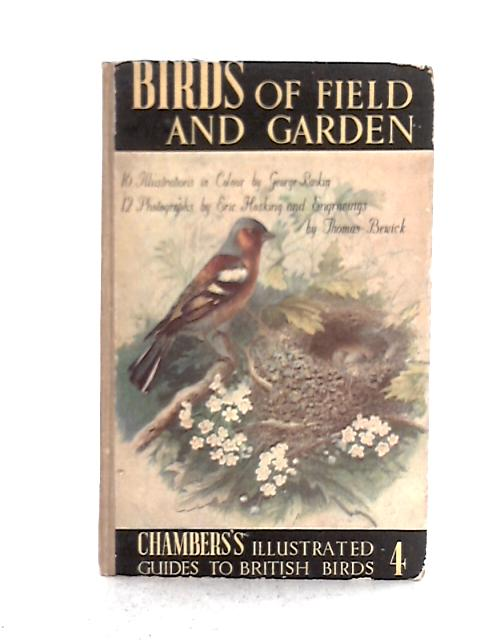 Birds of Field and Garden By John Blair (ed.)