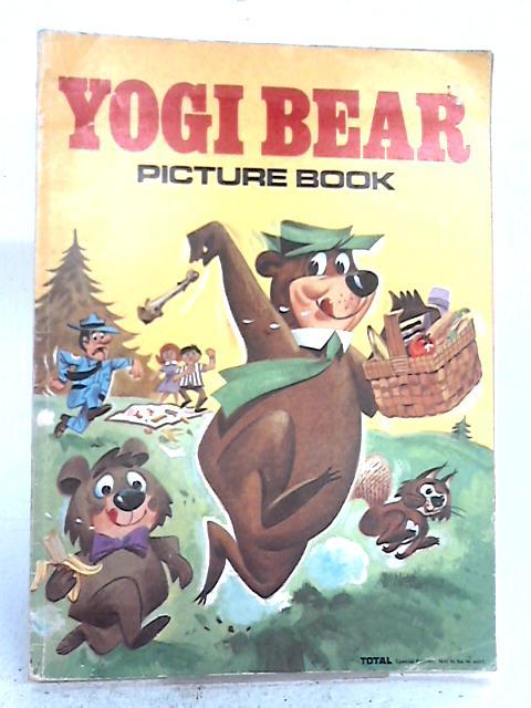Yogi Bear Picture Book By Hanna-Barbera