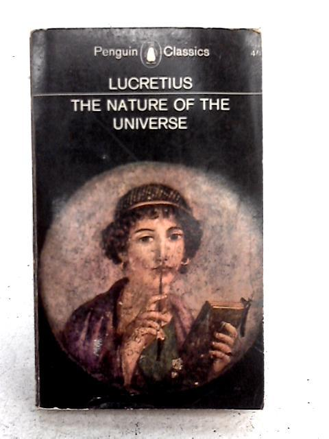 Lucretius On The Nature Of The Universe By Lucretius