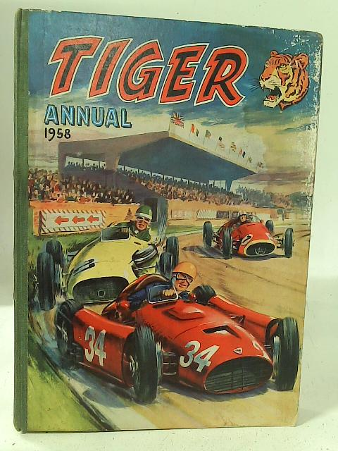 Tiger Annual 1958 By Various