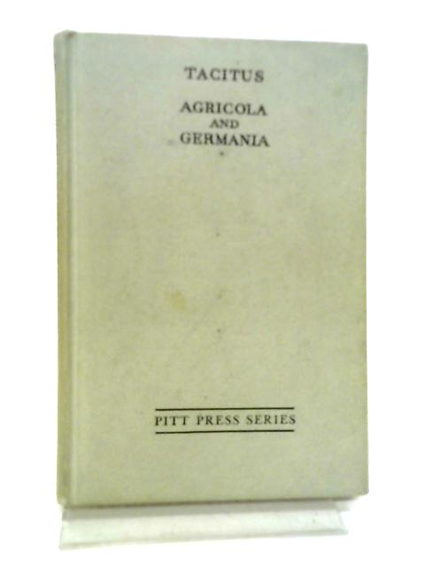 Agricola and Germania By Tacitus