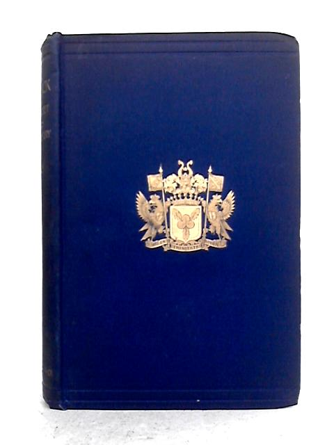 Bismarck: Some Secret Pages of His History, Volume II By Moritz Busch