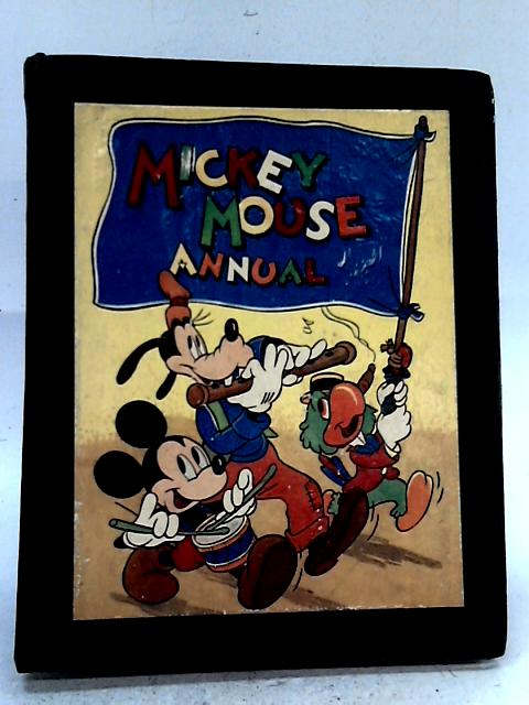 Mickey Mouse Annual. By .