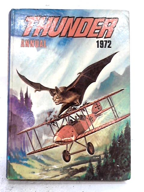 Thunder Annual 1972 By Various