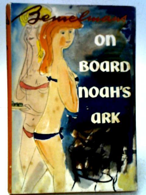 "On Board Noah""s Ark By Ludwig Bemelmans"