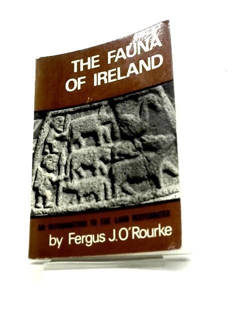 Fauna of Ireland By Fergus J. O'Rourke