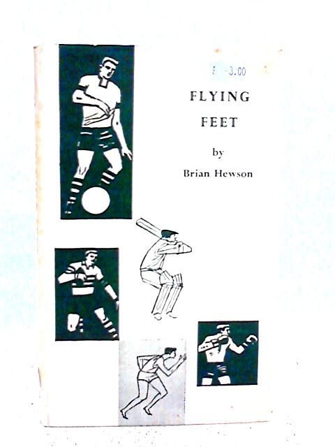 Flying Feet By Hewson Brian As Told To Peter Bird