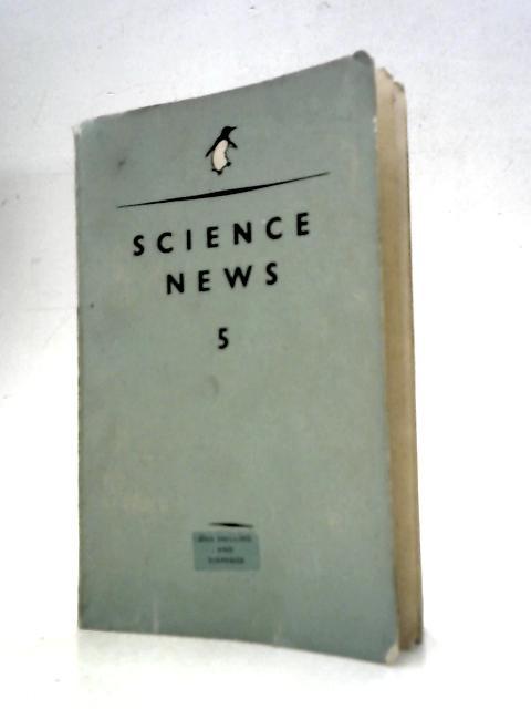 Penguin Science News No 5 By John Enogat (Ed.)