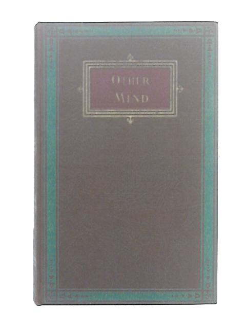 Operations of the Other Mind By Edmund Shaftesbury