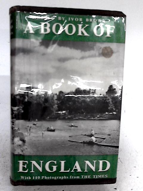 A Book of England By Various s