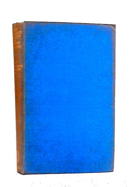 The Cambridge History of English Literature Volume XIV: The Nineteenth Century III By A. W. Ward