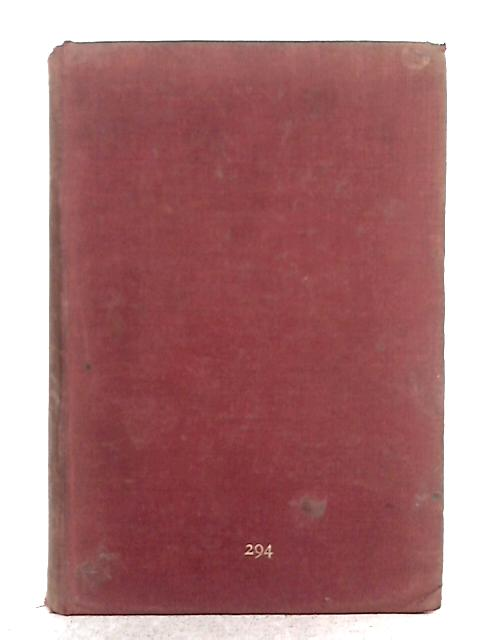 Principles of Physical Geology By Arthur Holmes