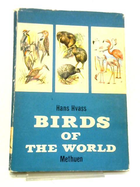 Birds Of The World By Hans Hvass