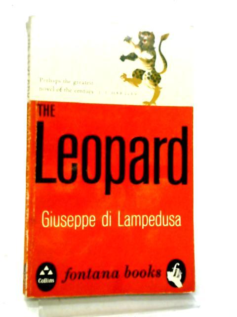 The Leopard By Giuseppe di. Lampedusa