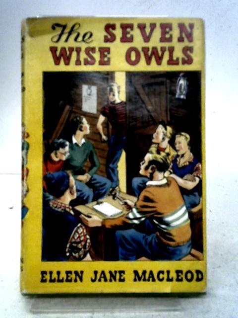 The Seven Wise Owls By Ellen Jane Macleod