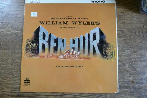 Musical Highlights From Metro-Goldwyn-Mayer William Wyler's Presentation Of Ben-Hur by Miklós Rózsa