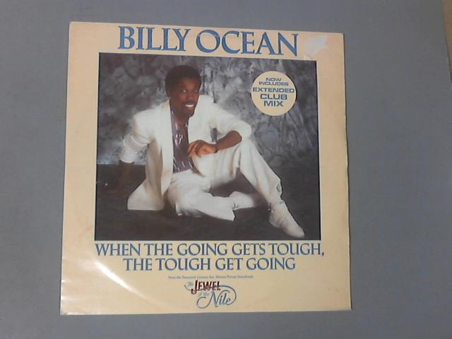 When The Going Gets Tough, The Tough Get Going by Billy Ocean