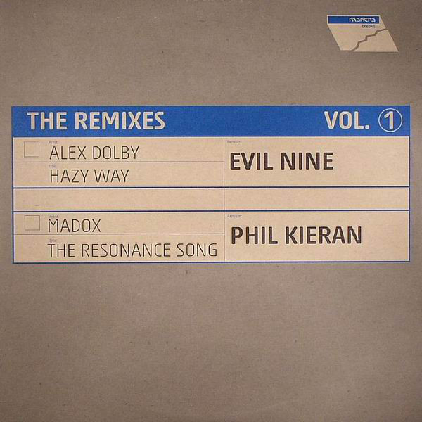 The Remixes Vol. 1 by Alex Dolby