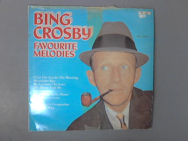 Favourite Melodies by Bing Crosby