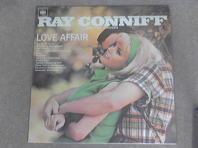 Love Affair by Ray Conniff And The Singers