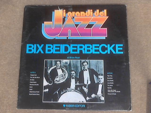 I Grandi Del Jazz by Bix Beiderbecke