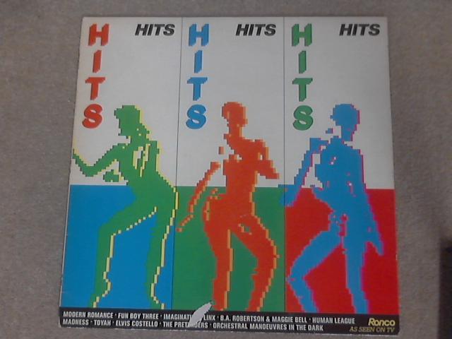 Hits Hits Hits by Various