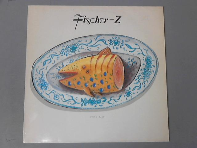 Fish's Head LP by Fischer-Z