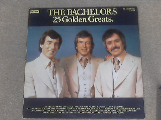 25 Golden Greats by The Bachelors