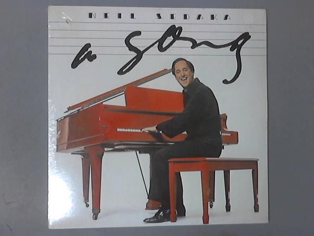 A Song LP by Neil Sedaka