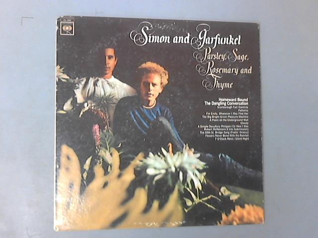 Parsley, Sage, Rosemary And Thyme  LP by Simon & Garfunkel ‎