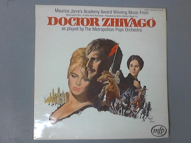 Doctor Zhivago by Maurice Jarre