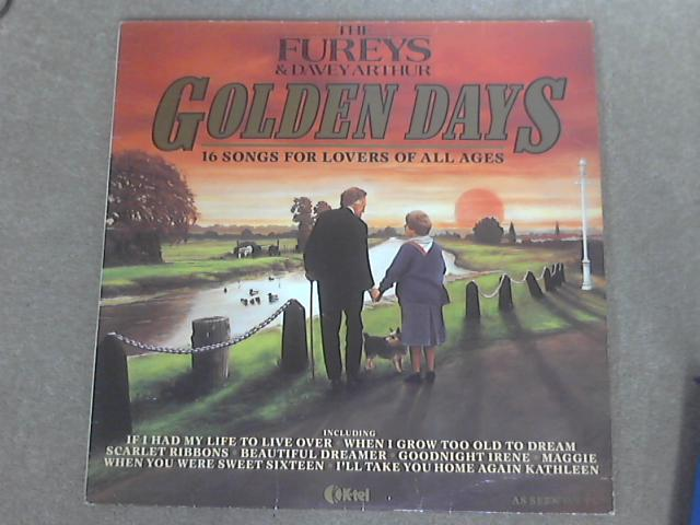 Golden Days (16 Songs For Lovers Of All Ages) by The Fureys & Davey Arthur