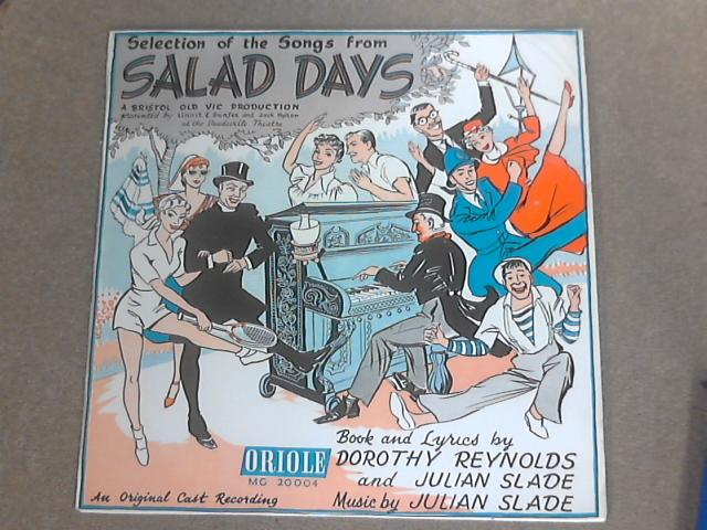 Selection Of The Songs From Salad Days by Various