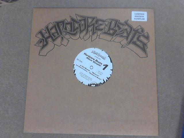 Hardcore Beats Album Sampler 1 by Various