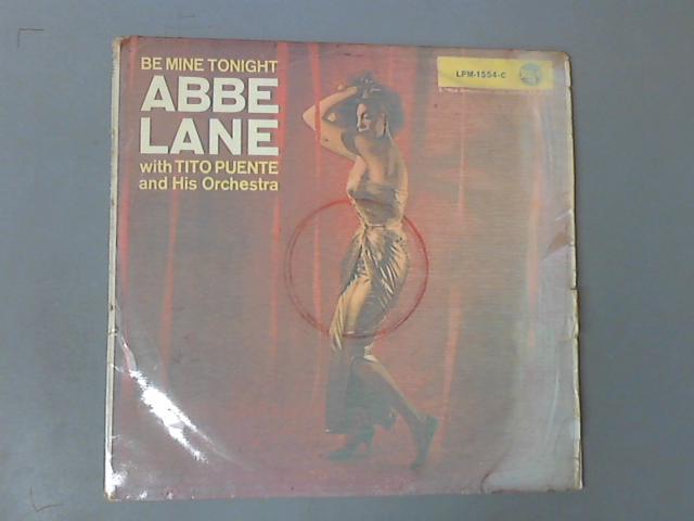 Be Mine Tonight by Abbe Lane