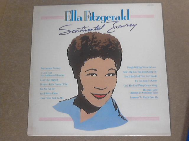 Sentimental Journey by Ella Fitzgerald